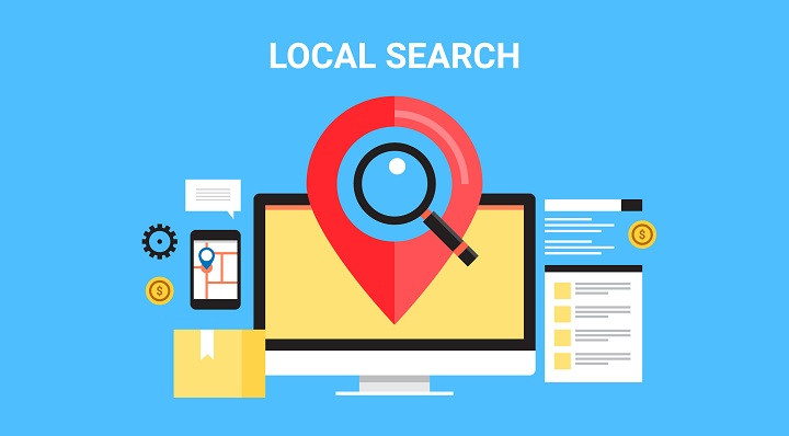 local search strategy